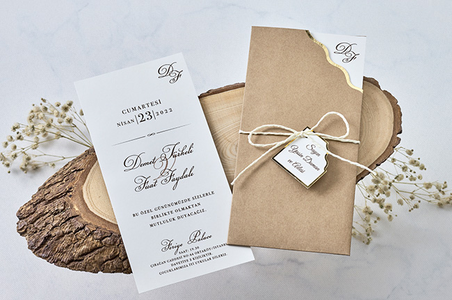 Best Wedding Invitation Card Sample for Amazing Party