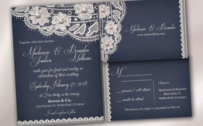 Check Out The Magnificent Wedding Invitation Card Ideas!