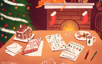 Recommendation of Christmas Invitation Card Ideas for Celebration