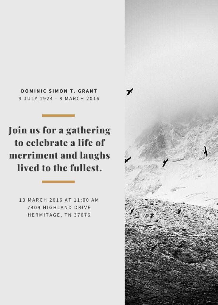 online invitation card